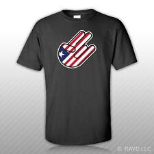 Liberian Shocker T-Shirt Tee Shirt Free Sticker Liberia LBR LR