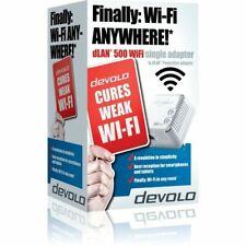 devolo 9078 dLAN 500 WiFi bridge