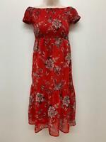 NEW RRP £36 River Island Girls Summer Bardot Dress                       (U5)