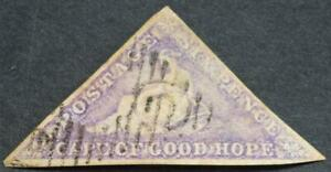SG20 Cape of Good Hope 6d mauve used