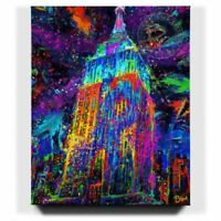 Blend Cota Lights of Hope 24 x 30 S/N Limited Edition Gallery Wrapped Canvas