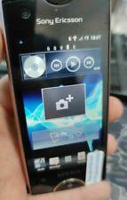 "Sony Ericsson Xperia ray ST18i Smartphone Android 4 3,3"" MP3 Lettore Fotocamera"