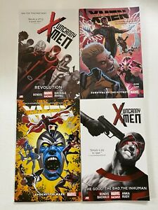Uncanny X-Men related lot Marvel 8 different titled books 8.0 VF (Modern Age)