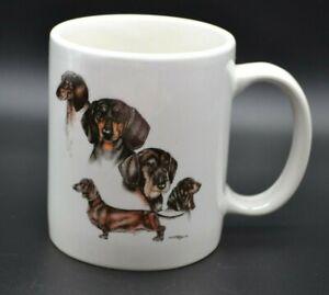 Dachshund Dog Cup Mug Vintage Pet Collectible
