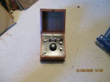 A  old crystal set radio wireless