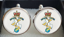 Royal Electrical and Mechanical Engineers (REME) Cufflinks - A Great Gift