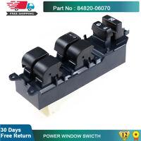 New Genuine Toyota Camry Master Window Switch Power Assembly OE 8404006070