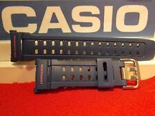 Casio Watch Band G-9000 MX-2 blue Mud Resist Dual Illuminator G-Shock Strap