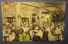 c.1915 Bergez-Frank's OLD POODLE DOG CAFE Restaurant POSTCARD San Francisco CA