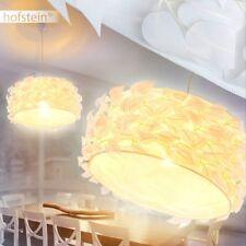 High Quality Hänge Lampe Ess Schlaf Wohn Zimmer Flur Blätter Beleuchtung Pendel Leuchte  Weiss
