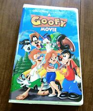 Walt Disney Home Video A Goofy Movie (VHS, Clamshell) White Label