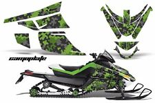 AMR Racing Arctic Cat Z1 Turbo Wrap Snowmobile Graphic Kit Sled Decals 06-12 CPG