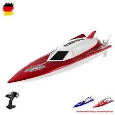RC ferngesteuertes Renn-Boot, Schiff, Boat, Speedboot Modell mit Akku und 2.4GHz