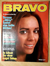 Bravo 12/1971 Rattles, Franco Nero, Peter Alexander - TOP