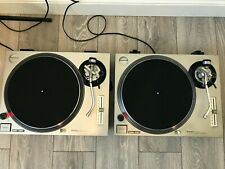 PAIR TECHNICS SL1210 1200 MK2 FULLY REFURBED ORIGINAL GOOD COND BARGAIN