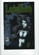 Lady Death Between Heaven And Hell #1 Chrome  2 Copies
