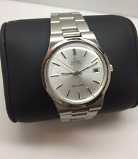 VINTAGE OMEGA SEAMASTER  CAL-1022 GENTS CLASSIC WATCH (GOOD CONDITION) SERVICED