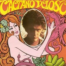 Caetano Veloso Tropicalia Os Mutantes Universal/Emarcy Brazil Psychedelic Samba