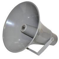 """NEW Pyle PHSP131T 13.5"""" Indoor/Outdoor 50 Watt PA Horn Speaker w/70V Transformer"""