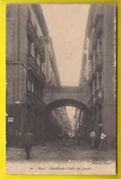 SAN SEBASTIAN Calle del Puerto 1900 ANIMADA ANTIGUA