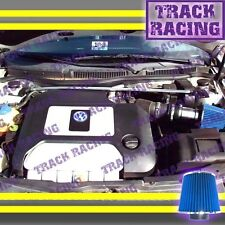 99-06 VOLKSWAGEN BEETLE GOLF JETTA GTI AUDI TT 1.8 1.9 2.0 AIR INTAKE Black Blue
