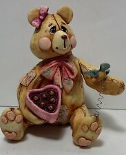 """2002 Character Collectibles """"Bear My Heart"""" figure"""