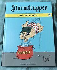 Sturmtruppen - All'assalten!  N. 7 - Edizione Panorama