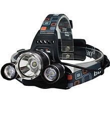 Ancheer 5000 Lumen Outdoor LED Headlight Headlamp Portable Head Lamp Light Night