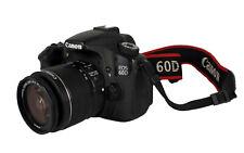 Canon EOS 60d EF-S 18-55 is II Kit, DSLR-cámara con zoom-objetivamente-negro