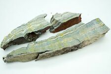 At Mid Points Nr Fordite 485.9grams 1970s Corvette 9�x1.5�x2.75�