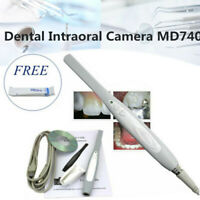 Dental Camera Intraoral Focus Dent MD740B Digital USB Imaging Intra Oral 6 LED