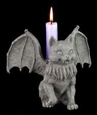 Chandelier - Bat Chat - La vampire CHATS - figurine Gothic Fantasy drôle