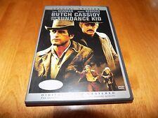 Butch Cassidy & The Sundance Kid Special Edition Paul Newman Robert Redford Dvd