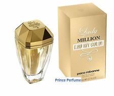 LADY MILLION PACO RABANNE EAU MY GOLD EDT NATURAL SPRAY - 80 ml