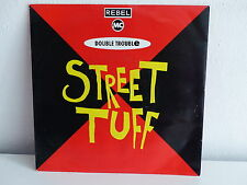 REBEL MC DOUBLE TROUBLE Street tuff WANT18