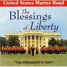 United States Marine Band - Blessings of Liberty [New CD]