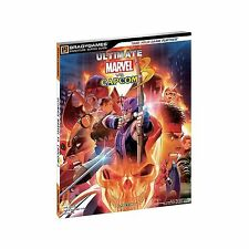 Ultimate Marvel vs. Capcom 3 - Signature Series Guide [Paperback, 592 Pages] NEW