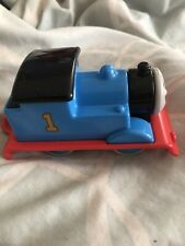 Vintage 1995 My First Thomas & Friends Number 1 Blue Train Golden Bear