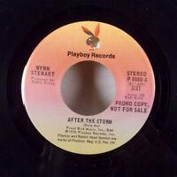 "Wynn Stewart After The Storm 7"" 45 Playboy Records WLP promo rare M-"