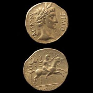 RARE UNRESEARCHED ROMAN DENARIUS SILVER COIN (1)