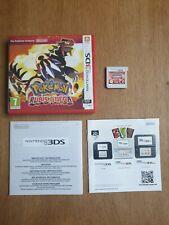 NINTENDO 3DS - Jeux + Boite - Pokémon Pokemon Rubis Omega