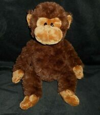 Ty 2006 Classic Beanie Buddies Vines Brown Chimp Monkey Stuffed Animal Plush Toy