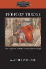 The Prophets and Old Testament Theology: By Walther Zimmerli