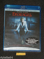 Damages - saison 1 - Glenn Close - L'intégrale Neuf - Blu-Ray