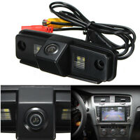 170° Rear View Reversing Camera For SUBARU FORESTER OUTBACK IMPREZA SEDAN 07-12