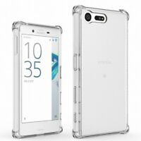 Shockproof Hybrid Clear Soft TPU Case Cover For Sony Xperia XA2 XZ3 L3 1 10 Plus