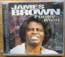 JAMES BROWN FUNKY MEN CD NUOVO