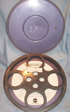 """16MM 1200' 12.25"""" BFA EDUCATIONAL MEDIA CBS Motion Picture Movie Film Reel + Can"""
