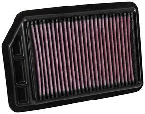 K&N 33-3038 High Flow Air Filter for Honda Amaze / City 1.5 Diesel 2014