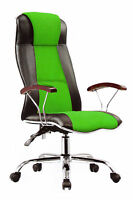 Office Adjustable Chair Desk chair Racing Gaming Office Chairs Leather Swivel